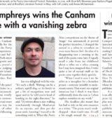 Hamish Canham Prize